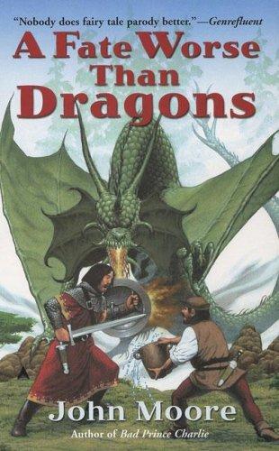 9780441014958: A Fate Worse Than Dragons