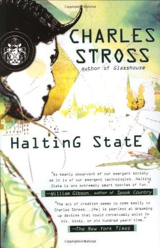9780441014989: Halting State