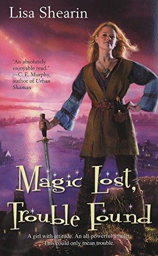 9780441015054: Magic Lost, Trouble Found (Raine Benares)