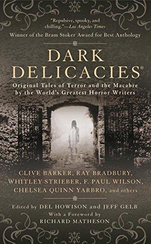 Dark Delicacies : Original Tales of Terror and the Macabre