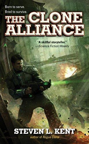 The Clone Alliance (Ace Science Fiction): Steven L. Kent