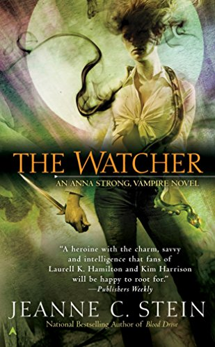 9780441015467: The Watcher (Anna Strong Vampire Chronicles, Book 3)