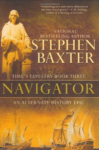 9780441015597: Navigator: Time's Tapestry, Book Three