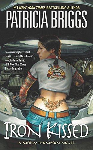 9780441015665: Iron Kissed (Mercy Thompson, Book 3