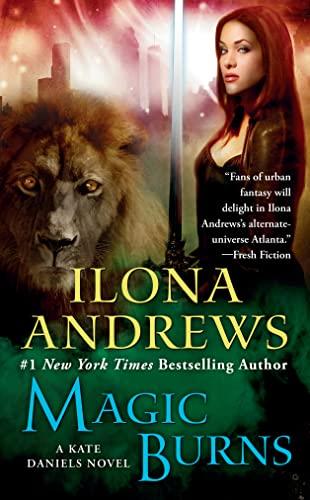Magic Burns: Andrews, Ilona
