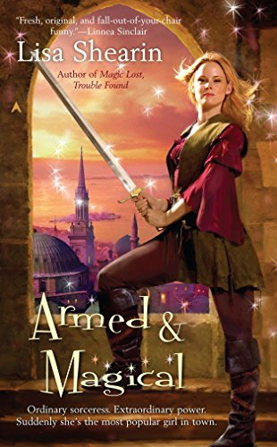 9780441015870: Armed & Magical (Raine Benares, Book 2)