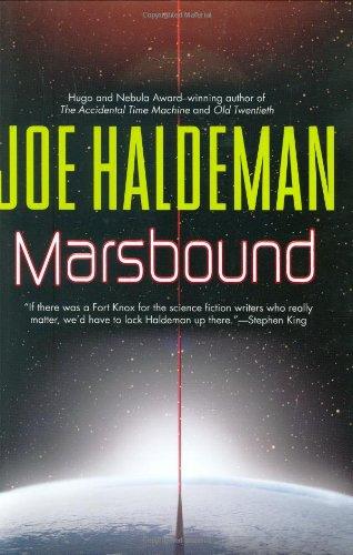 MARSBOUND: Haldeman, Joe.