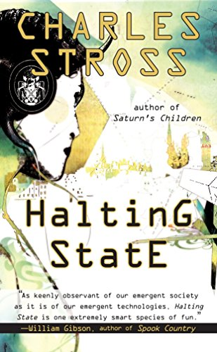 9780441016075: Halting State (Ace Science Fiction)