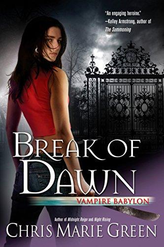 9780441016297: Break of Dawn (Vampire Babylon)
