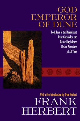 9780441016310: God Emperor of Dune (Dune Chronicles)