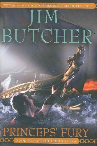 Princeps' Fury (UNREAD) (SIGNED): Butcher, Jim