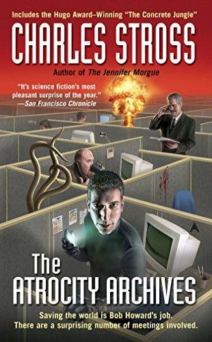 9780441016686: The Atrocity Archives (A Laundry Files Novel)