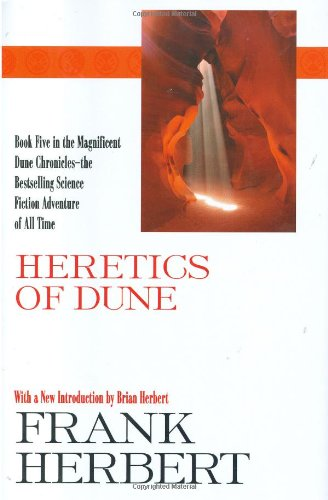 9780441016778: Heretics of Dune