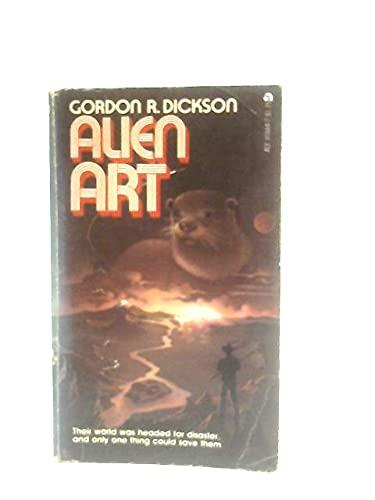 9780441016846: Alien art
