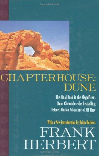 9780441017218: Chapterhouse: Dune