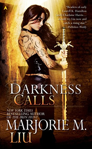 9780441017300: Darkness Calls (Hunter Kiss, Book 2)