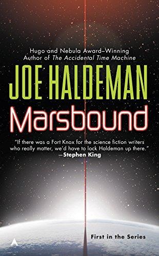 9780441017393: Marsbound