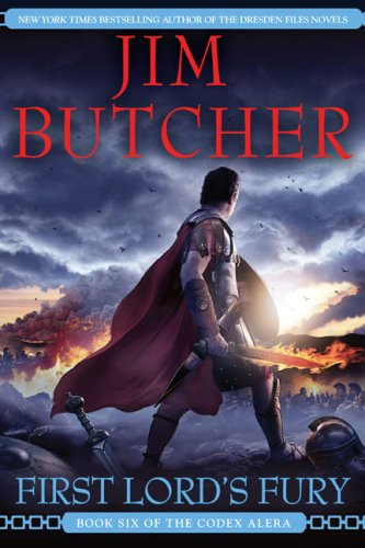 First Lord's Fury (Signed): Butcher, Jim