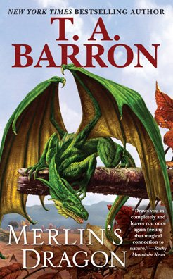 9780441017713: Merlin's Dragon (Lost Years Of Merlin)