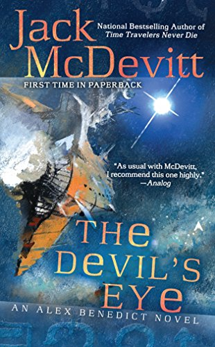 9780441017850: The Devil's Eye (Alex Benedict)