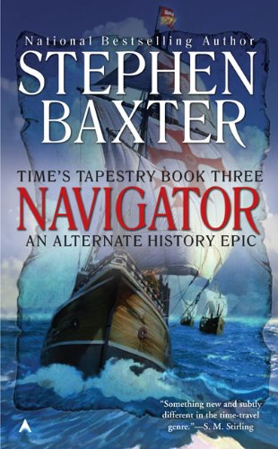 9780441018000: Navigator: Time's Tapestry, Book Three