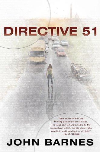 9780441018222: Directive 51 (A Novel of Daybreak)