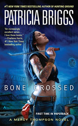 9780441018369: Bone Crossed (Mercy Thompson, Book 4)