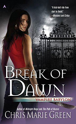 9780441018390: Break of Dawn: Vampire Babylon, Book Three