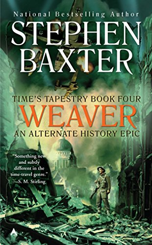 9780441018543: Weaver (Time's Tapestry)