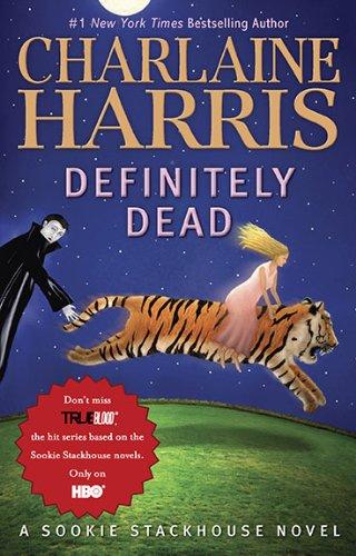 DEFINITELY DEAD: Harris, Charlaine