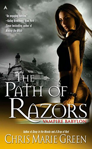 9780441019816: The Path of Razors (Vampire Babylon)
