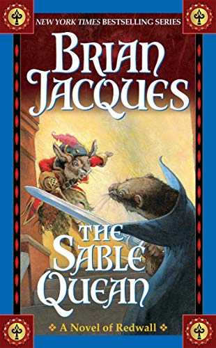 9780441019984: The Sable Quean (Redwall)
