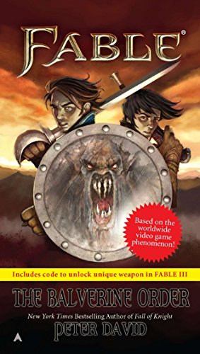 9780441020065: Fable: the Balverine Order