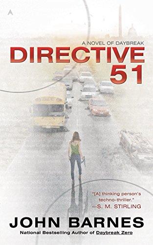 9780441020416: Directive 51 (A Novel of Daybreak)