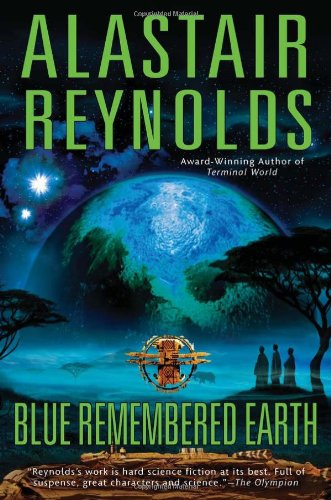 9780441020713: Blue Remembered Earth