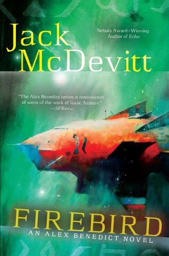 9780441020737: Firebird (An Alex Benedict Novel)