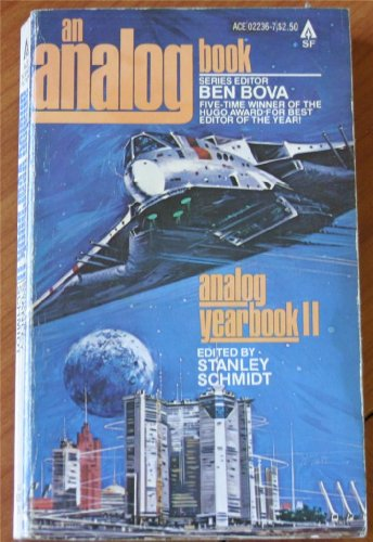 Analog Yearbook II: Schmidt, Stanley, ed.:
