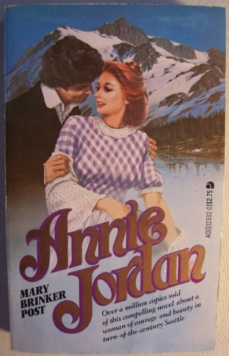 Annie Jordan 9780441023325 Great story, pages tanning due to age 1981. spine lines. ships 1st class + tracking NO additional charge.