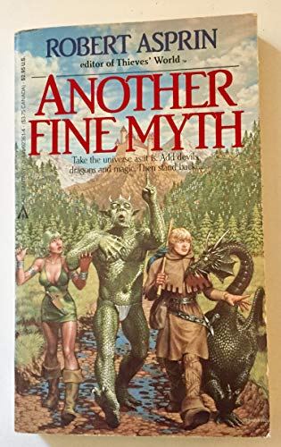 9780441023615: Another Fine Myth