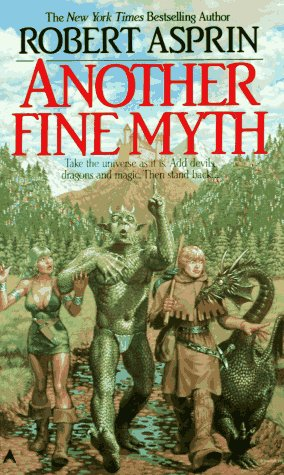 9780441023622: Another Fine Myth (Myth, Book 1)