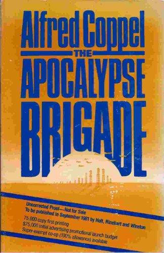 9780441025732: The Apocalypse Brigade