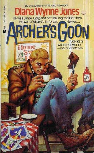 9780441028924: Archer's Goon