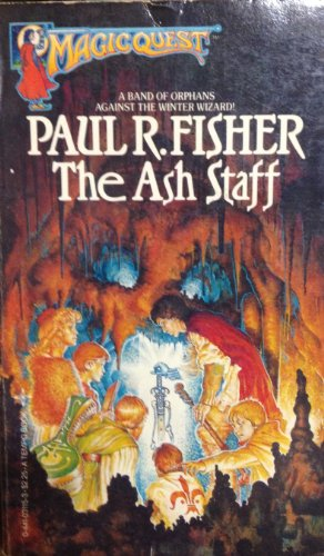 9780441031153: The Ash Staff (MagicQuest Book #4 : Book One in the Ash Staff Series))