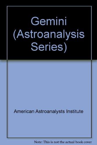 9780441032587: Gemini (Astroanalysis Series)