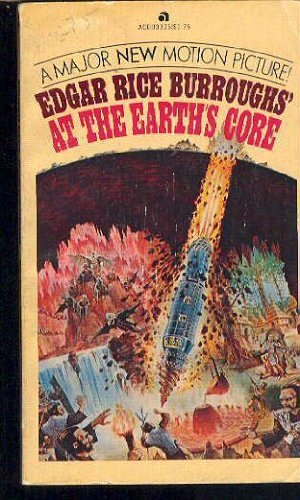 At The Earths Core: Rice Burroughs, Edgar