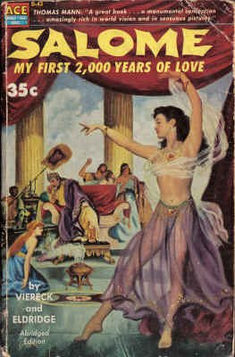 9780441040438: Salome: My First 2000 Years of Love (Classic Ace, D-43)