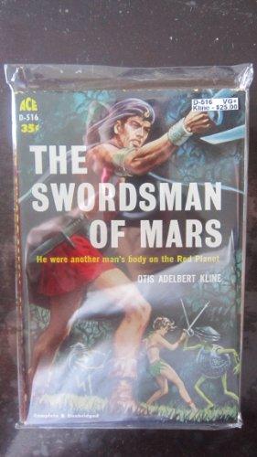 9780441045167: The Swordsman of Mars