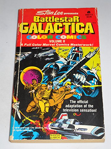 Battlestar Galactica Color Comics Volume II