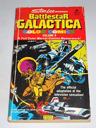 9780441048779: Stan Lee Presents Battlestar Galactica Color Comics, Vol. 2