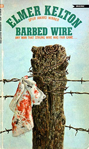 9780441050901: Barbed Wire
